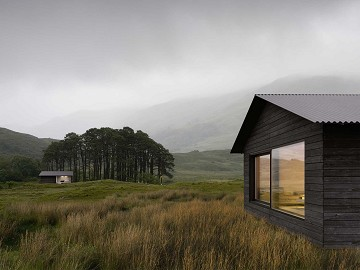 scenic lets architects the country house innovation show